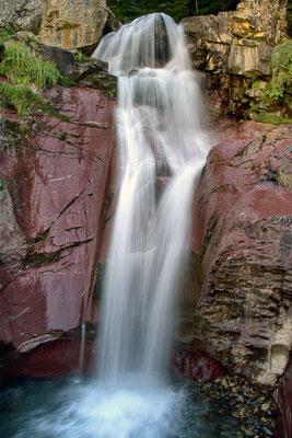 Cascada de Llari