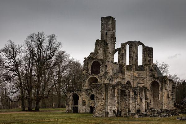 Abbaye Chaalis in Fontain-Chaalis