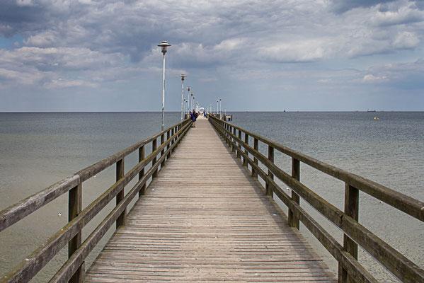 Ahlbeck-Seebrücke auf Usedom II