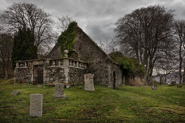 Kilmore Church, Isle of Skye