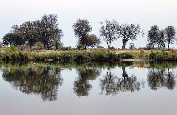 Okavango bei Rundu 2