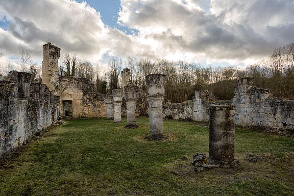 Bouconville, Abbaye de Vauclaire