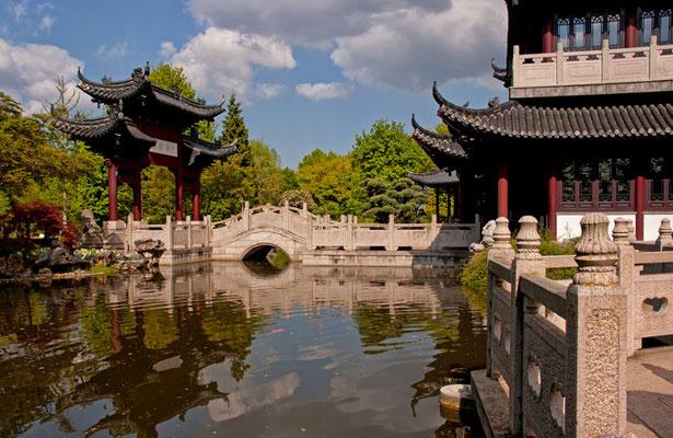 Chinesiches Teehaus