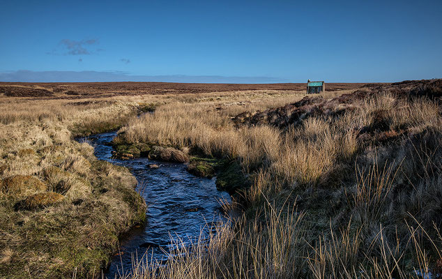 Barvas Moor Shieling (Peter May ), Lewis
