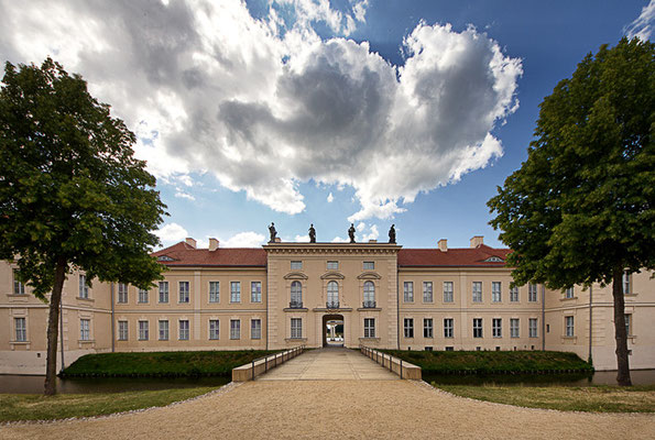 Schloss Rheinsberg I