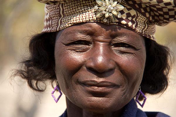 Herero-Frau