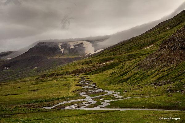 An der 60 in den südlichen Westfjorden
