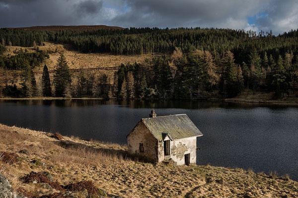 Loch Dumore Cottage