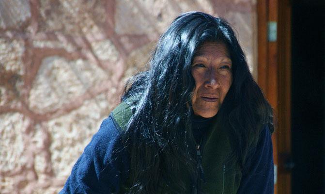 Indio-Frau