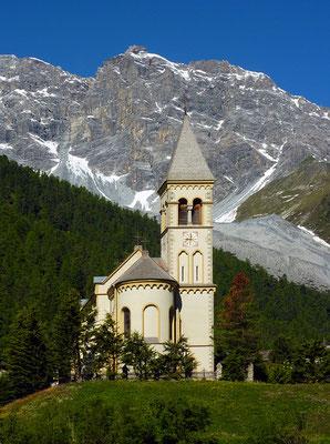 Kirche in Sulden