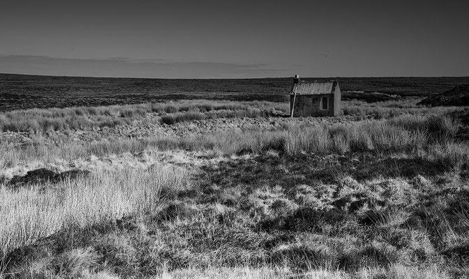 Barvas Moor Shieling (Peter May), Lewis