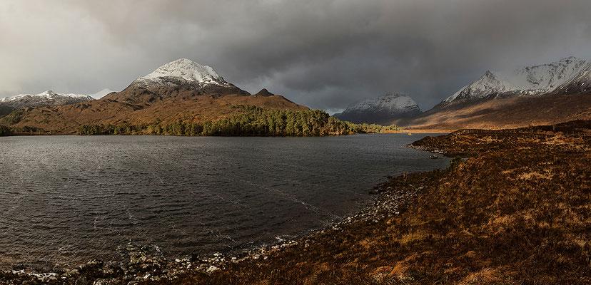 Loch Clair bei Torridon, Westerross