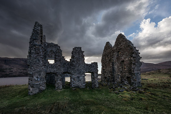 Calda House am Loch Assynt