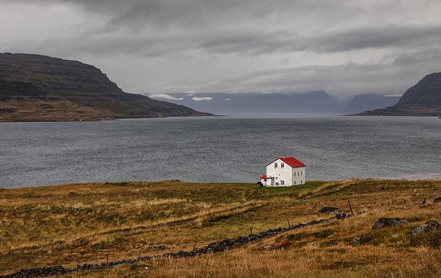 Westfjorde an der 61