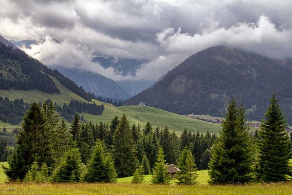 Das Tannheimer Tal bei Grän 7
