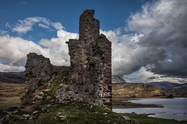 Ardvreck Castle und Calda House