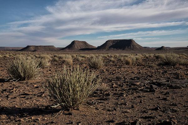 Tafelberge im Canyon Nat. Park