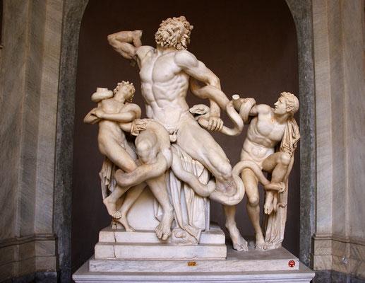 Laokoon - Vatikanisches Museum