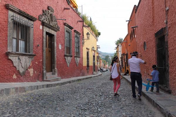 San Miguel de Allende, Mexique