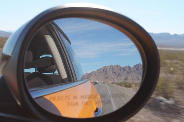 Sur la route du Nevada