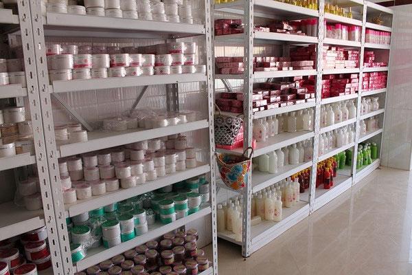 Produits à base de rose