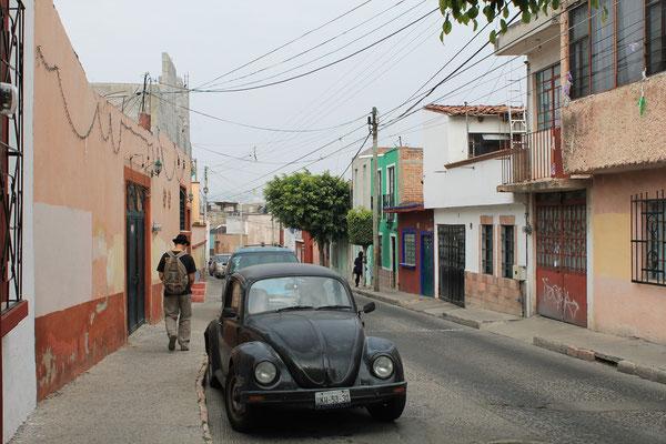 Santiago de Queretaro, Mexique