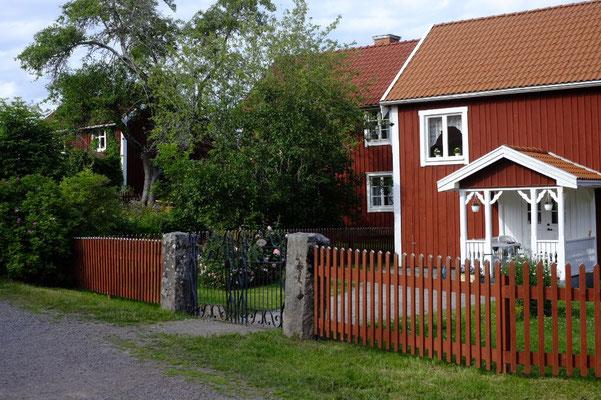 Südhof, Mittelhof, Nordhof