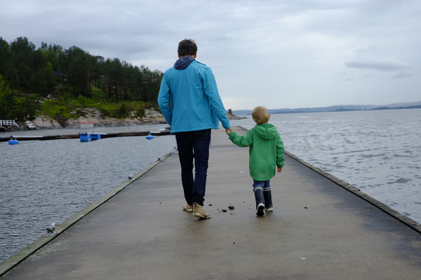 Take my hand - Auf Entdeckungstour am Oslofjord