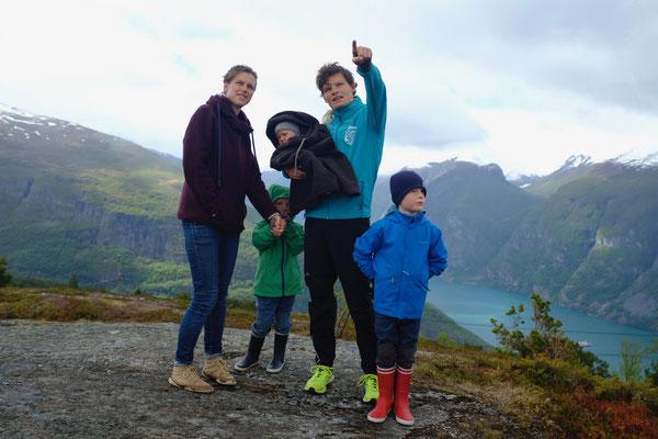 Noch ein Familienfoto :)