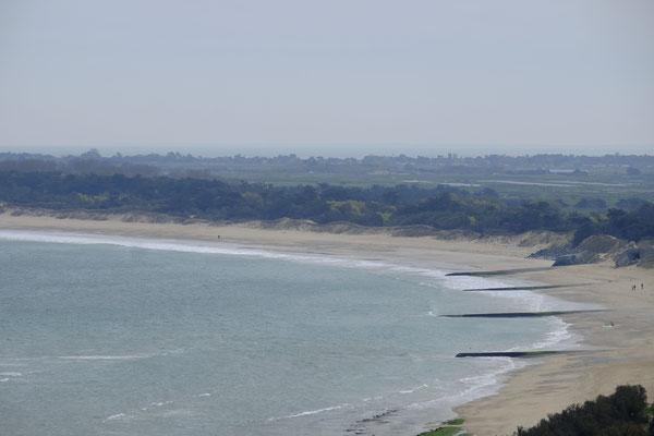 Ausblick von der Turmspitze