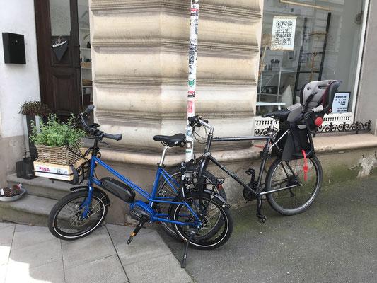 kostenloses E-Bike