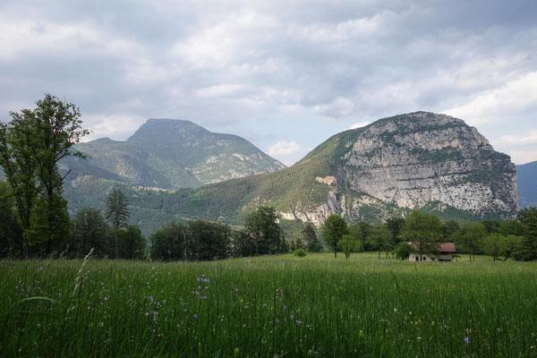 """""""Via Ferrata Che Guevara""""-Klettersteig am Gardasee, Italien"""