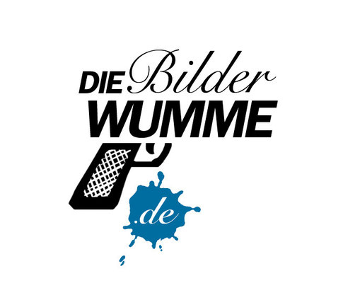 Logo Bilderwumme, Work in progress