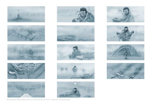 Die Konferenz der Tiere | 3D-Animationsfilm | 2011