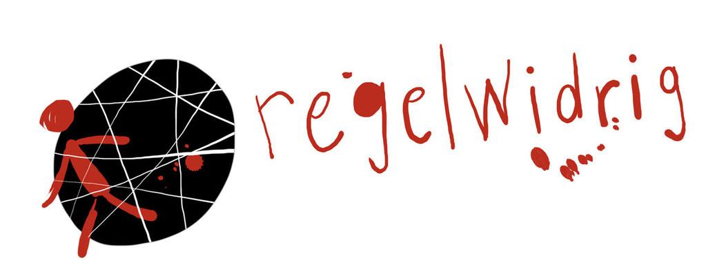 Logo regelwidrig, designprojekt