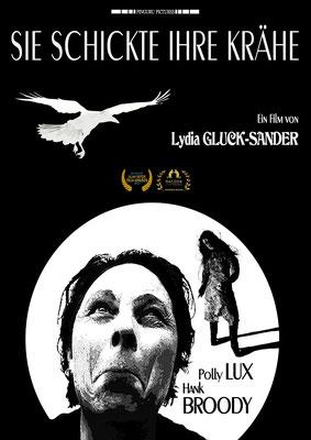 Sie schickte ihre Krähe (1972); Regie: Lydia Gluck-Sander Farbe; Tonfilm;  Genre: Neuer Deutscher Film/Psychodrama; 127 Min. - Faksimile (Digital print); 62,45 x 44,16 cm; 2019