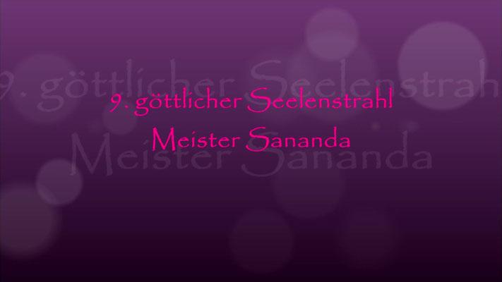 Meister Sananda