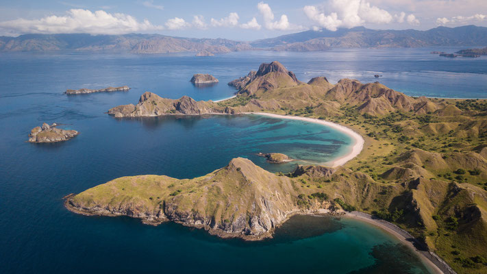 Komodo Nationalpark, Indonesien