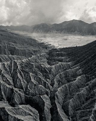 Mt Bromo Vulkan, Indonesien