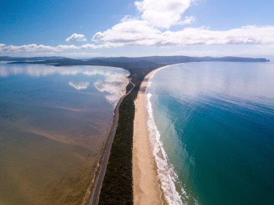 Bruny Island, Tasmanien, Australien