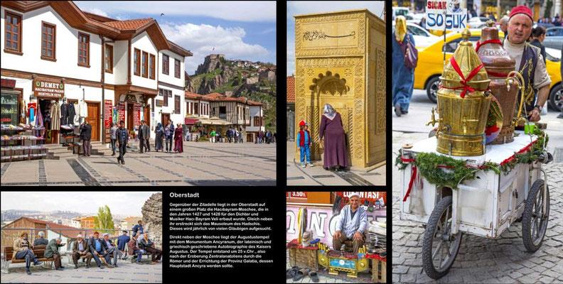Bildband Tuerkei, Reisefuehrer, travel guide, Raimund Franken, Altstadt von Ankara
