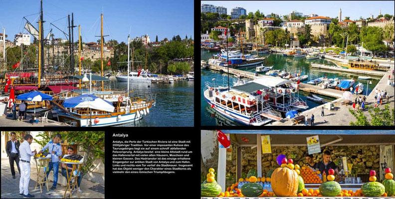 Bildband Tuerkei, Reisefuehrer, travel guide, Raimund Franken, Antalya, Perle der Tuerkischen Riviera