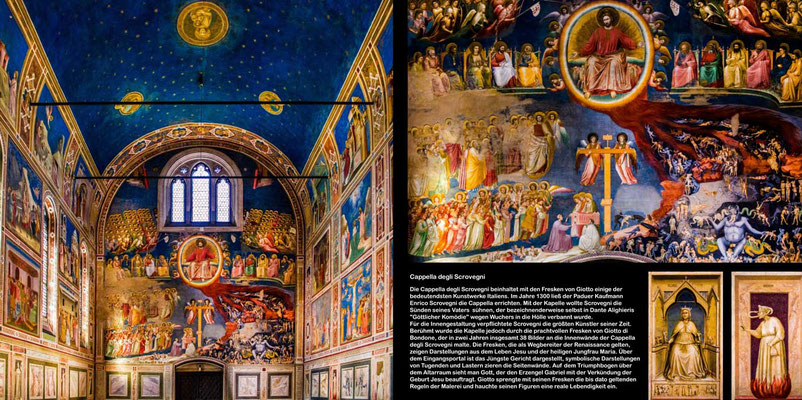 Padua - Reise-Bildband Tessin, Lombardei, Venetien durch die Schweiz und Oberitalien - vom Gotthardpass nach Venedig