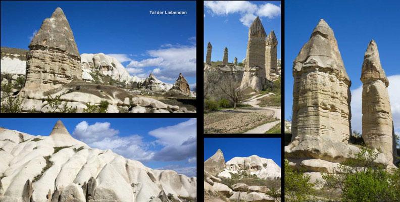 Bildband Kappadokien, Tuerkei, Reisefuehrer, travel guide, Reisebildband, Raimund Franken, fantastische Tuffsteinformationen