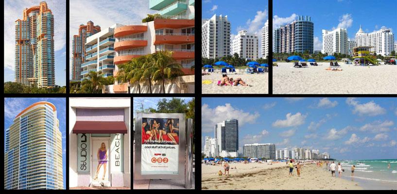Bildband Florida, USA, Reisefuehrer, travel guide, Raimund Franken, Miami