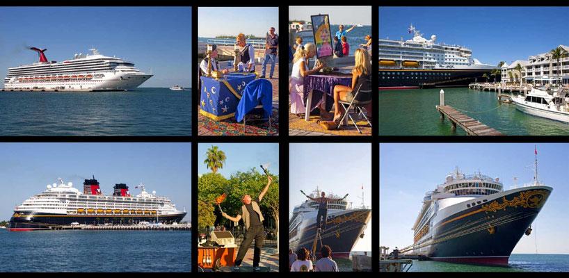 Bildband Florida, USA, Raimund Franken, Hafen von Key West
