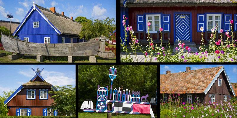Bildband Baltikum, Estland, Lettland, Litauen, Reisefuehrer, Guide, Raimund Franken, Nida in der Kurischen Nehrung