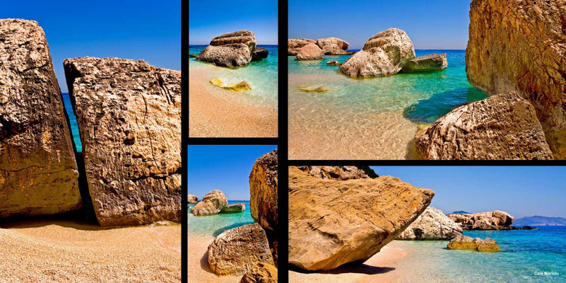 Bildband Sardinien, Raimund Franken, Traumkueste Golfo di Orosei
