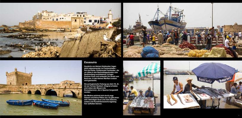 Bildband Marokko, Raimund Franken, ESSAOUIRA