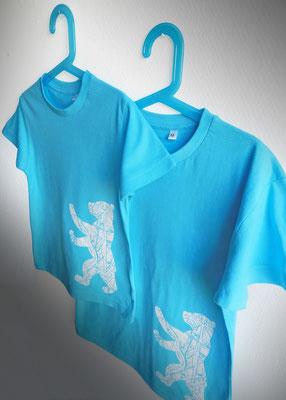 Berliner Bär Kinder-Shirt 6 und 12 Jahre